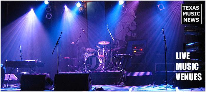 Texas Live Music Venues, texasmusicnews.net