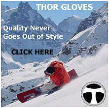 THOR Snowboard Gloves